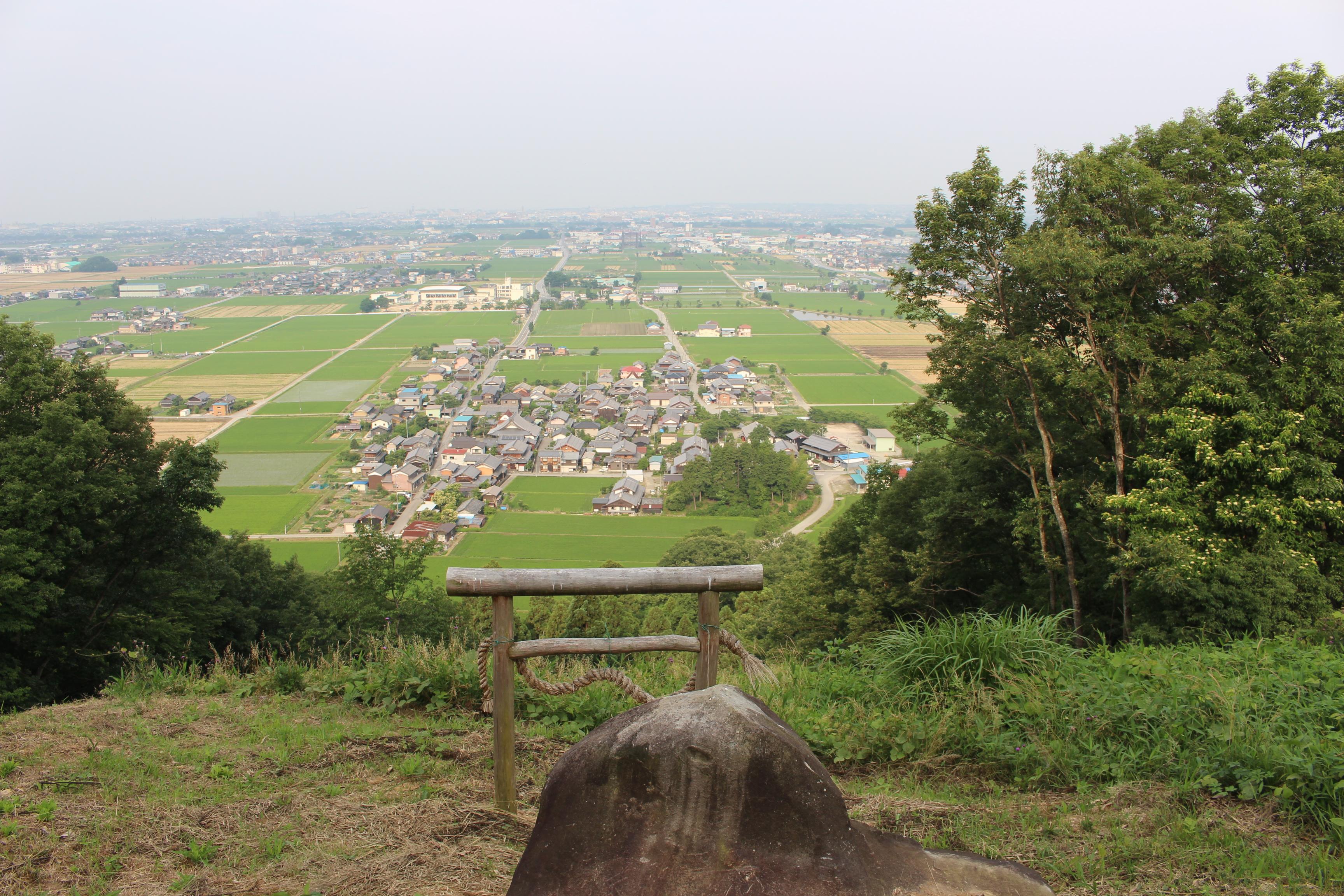 秋の横山ピクニック・30分で絶景ビュー!!