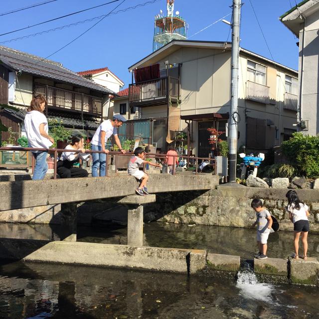 米川と素敵な関係