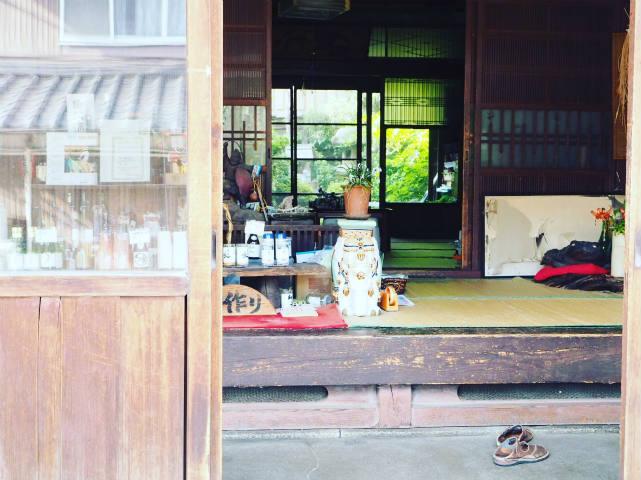商売と生活と夏の開放感
