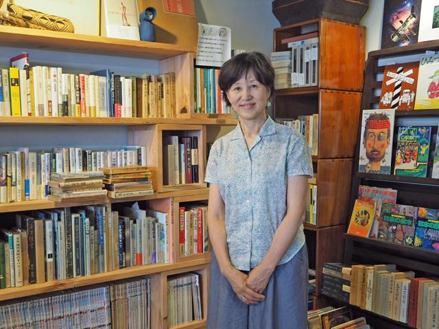 0827さざなみ古書店恭子さん