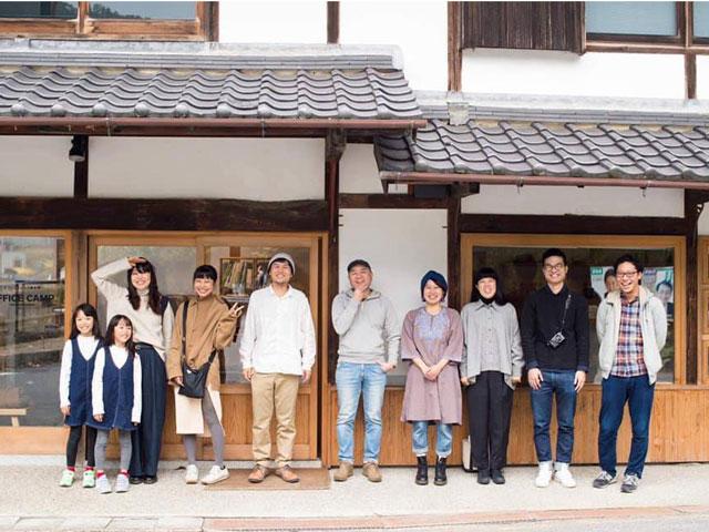 2月25・26日 ― EVENT ― オフィスキャンプ東吉野との交流会