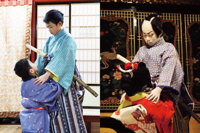 ☆0416曳山祭 子ども歌舞伎 香織さん