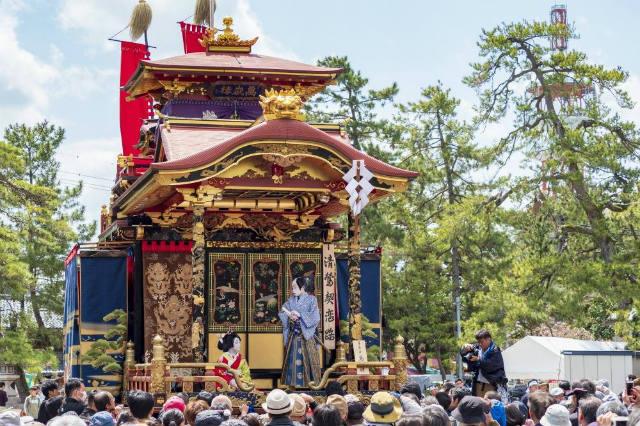 より感動が増す、長浜曳山祭の愉しみ方