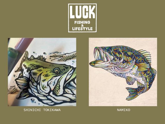 luck-イラストレーターズギャラリーTOP
